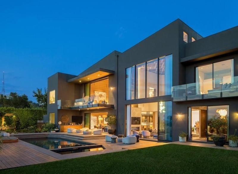 Chrissy Tiegen and John Legend's house