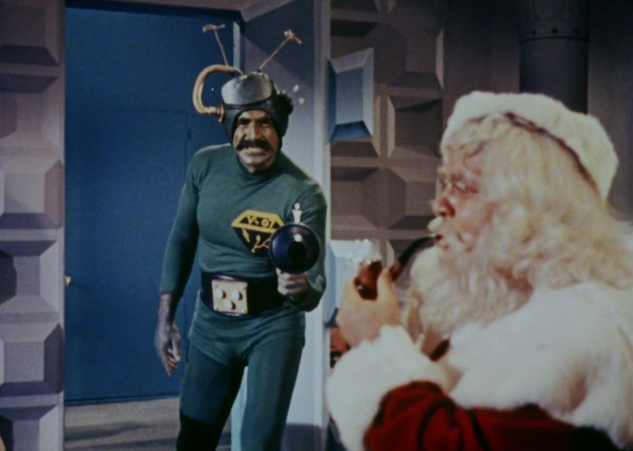 Santa Claus Conquers the Martians