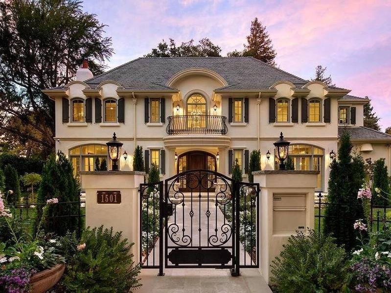 Palto Alto mansion