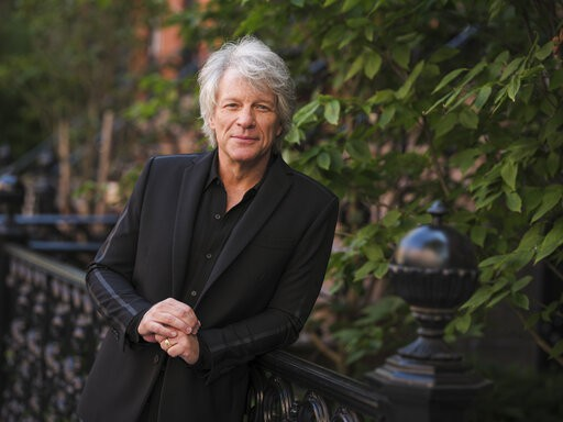 Jon Bon Jovi in 2020