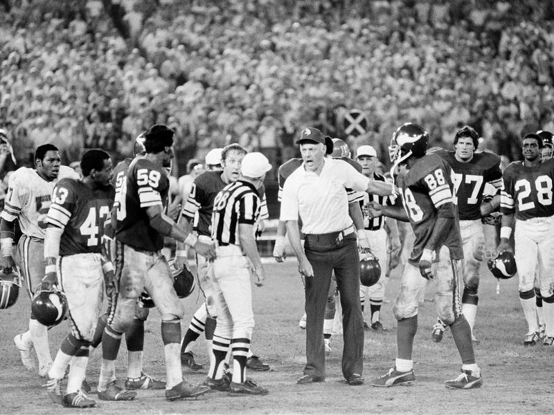 Minnesota Vikings and Bud Grant