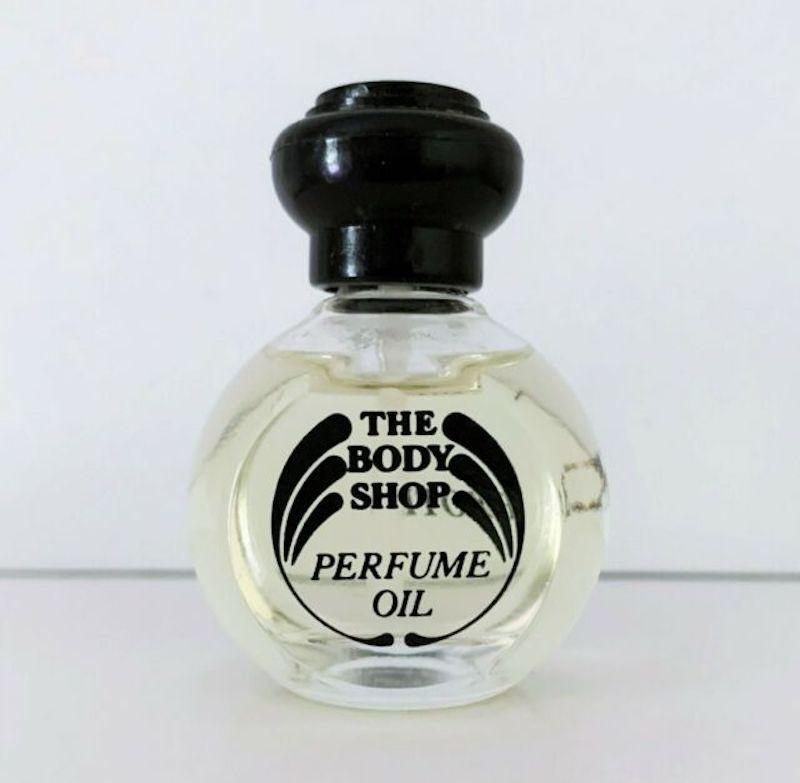 The Body Shop Perfume Oil