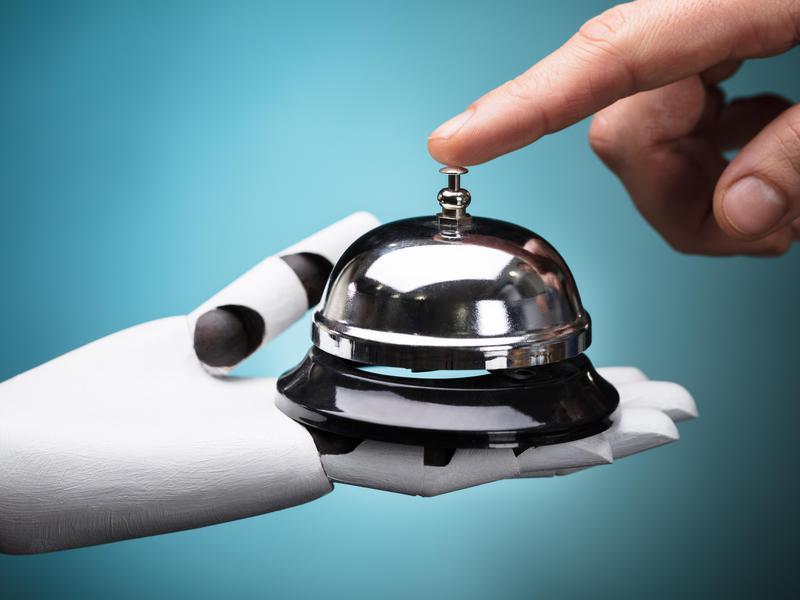 Hotel Cutting Edge Technology