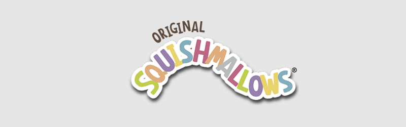 The Official Squishmallows Logo