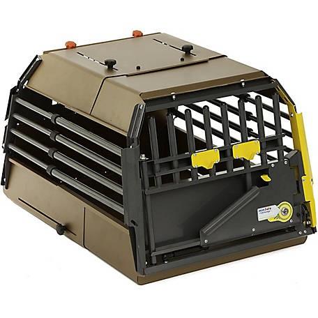 Tractor Supply dog kennel: 4x4 North America 3G Variocage MiniMax XL Vehicle Dog Kennel