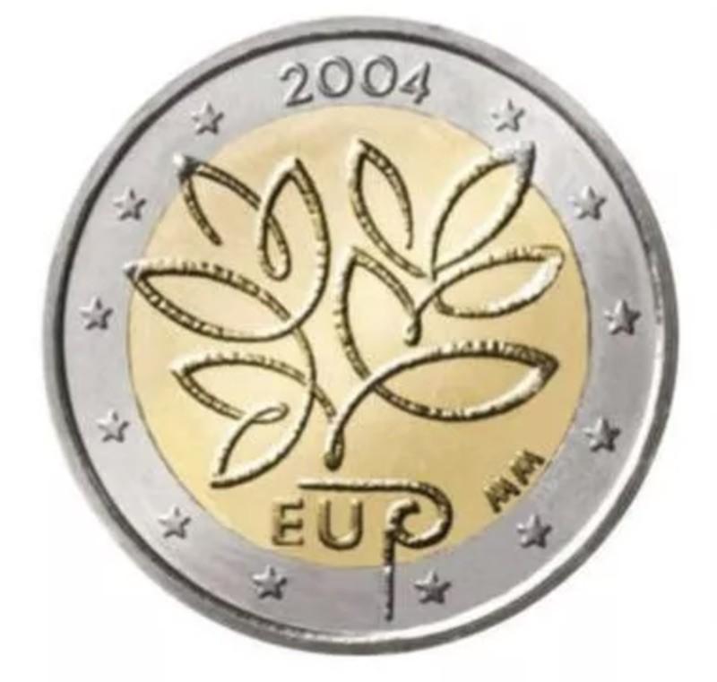 2004 Finland 2 Euro