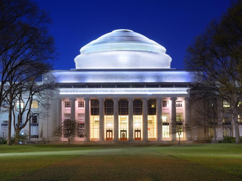 The Great Dome of the Massachusetts Institute of Technology