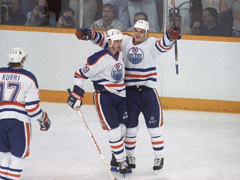 Esa Tikkanen has a lot of Stanley Cups