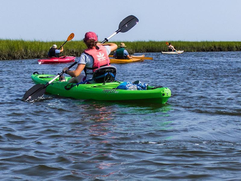 Rehoboth Kayaking