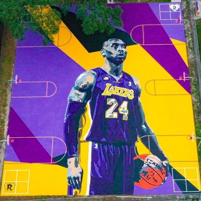Kobe Bryant Court