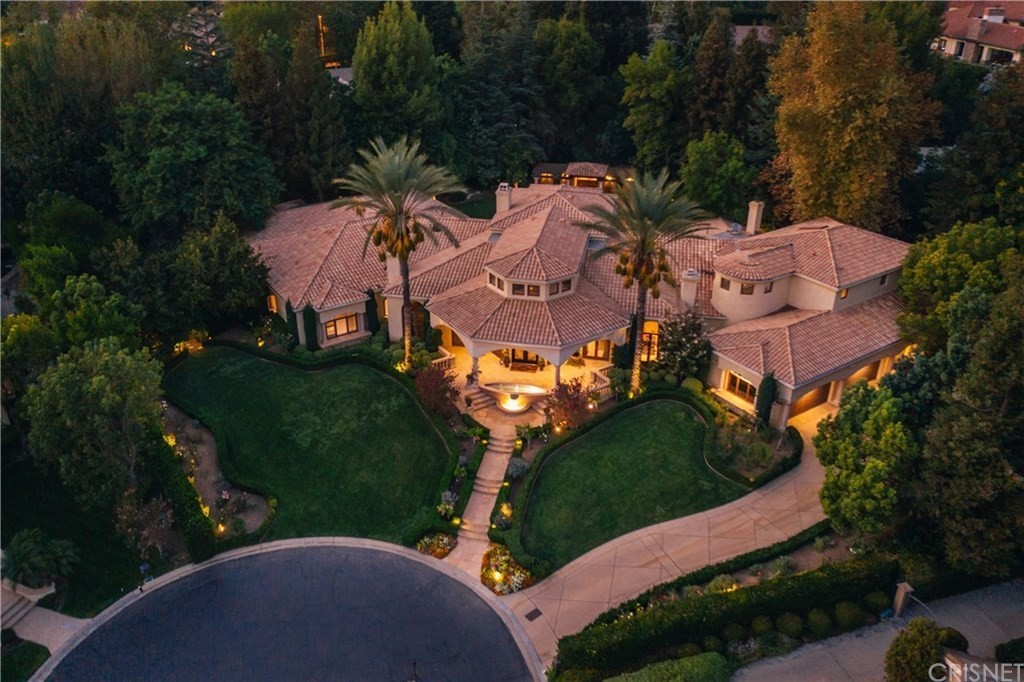 Nikki Sixx's house