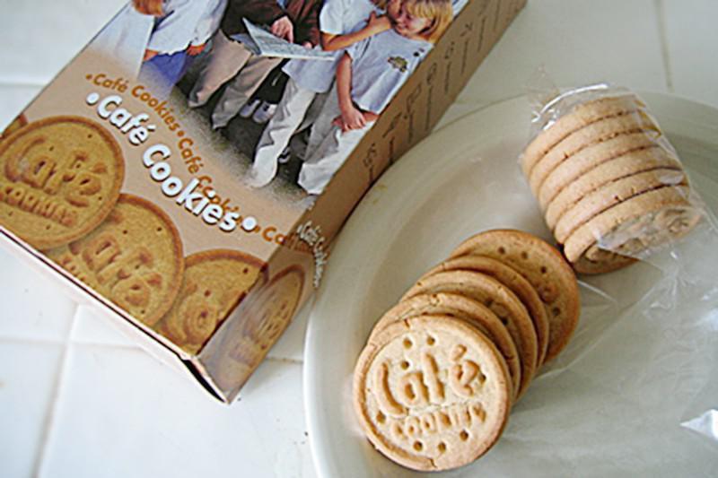 Cafe Cookies