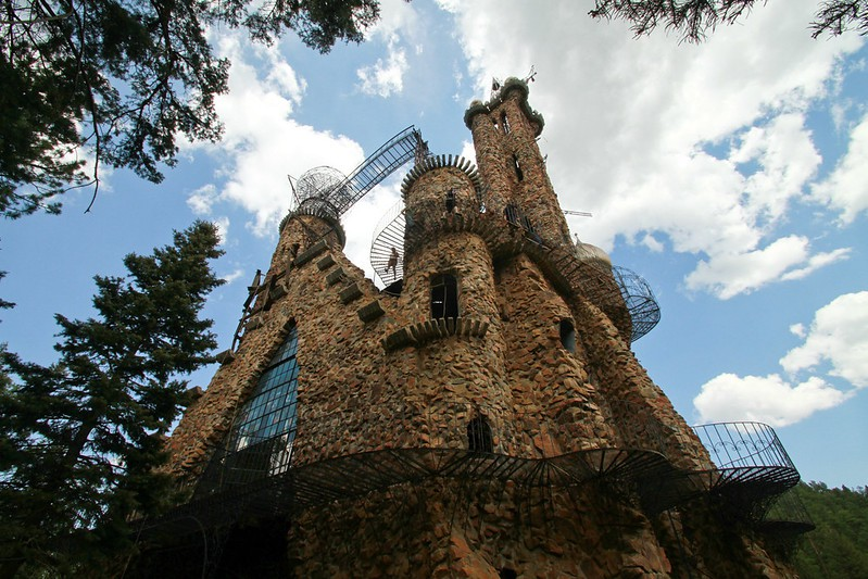 Bishop Castle in Colorado