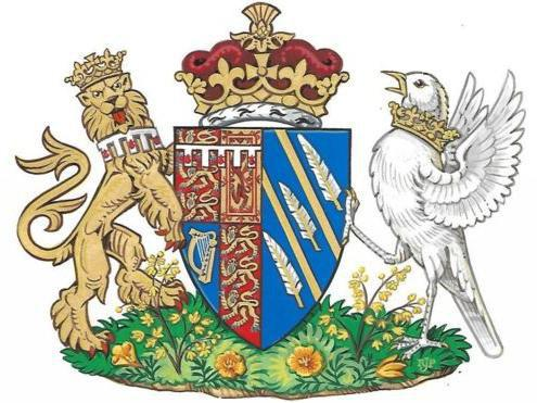 Meghan Markle Coat of Arms