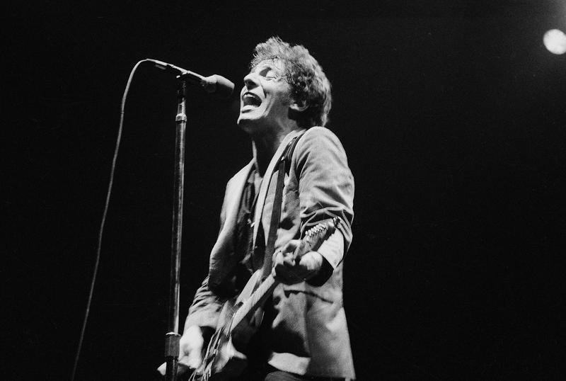 springsteen concert 1978
