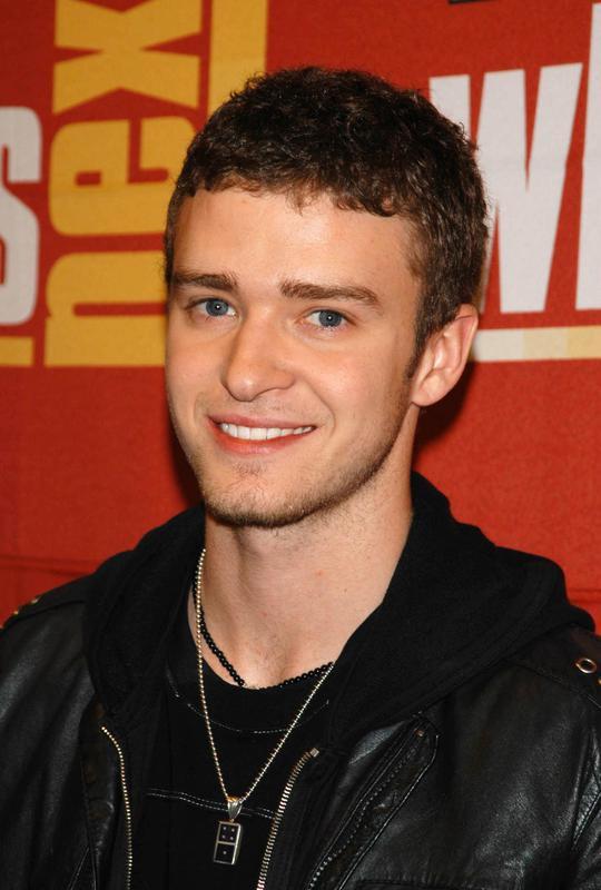 Young Justin Timberlake