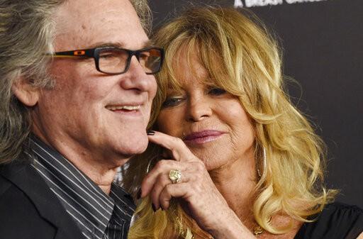 Kurt Russell, Goldie Hawn