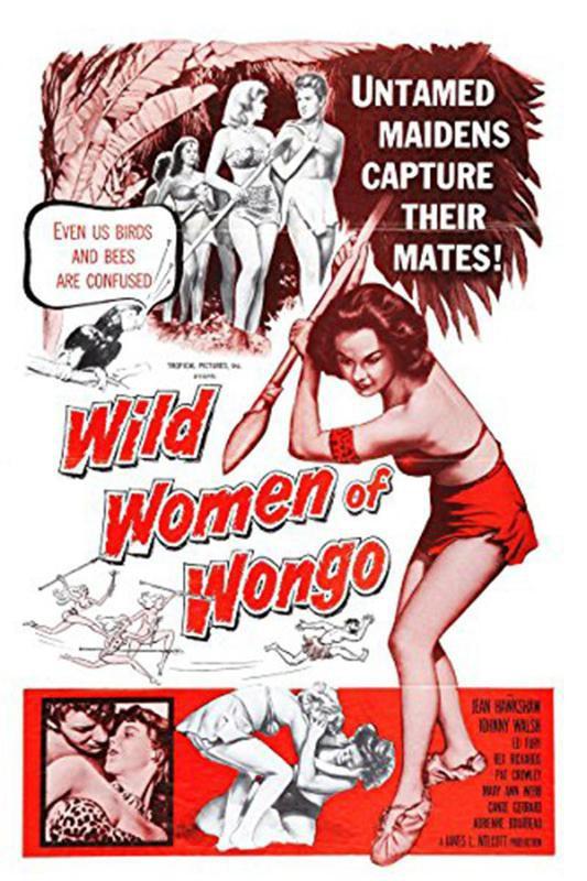 The Wild Women of Wango