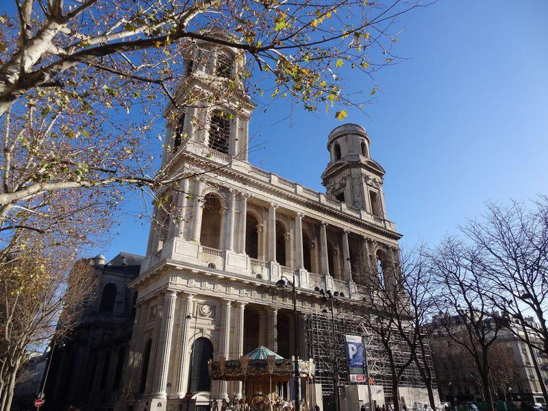Church Saint Sulpice