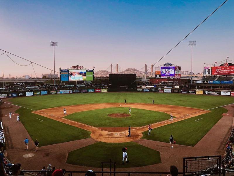 Louisvillew Slugger Field