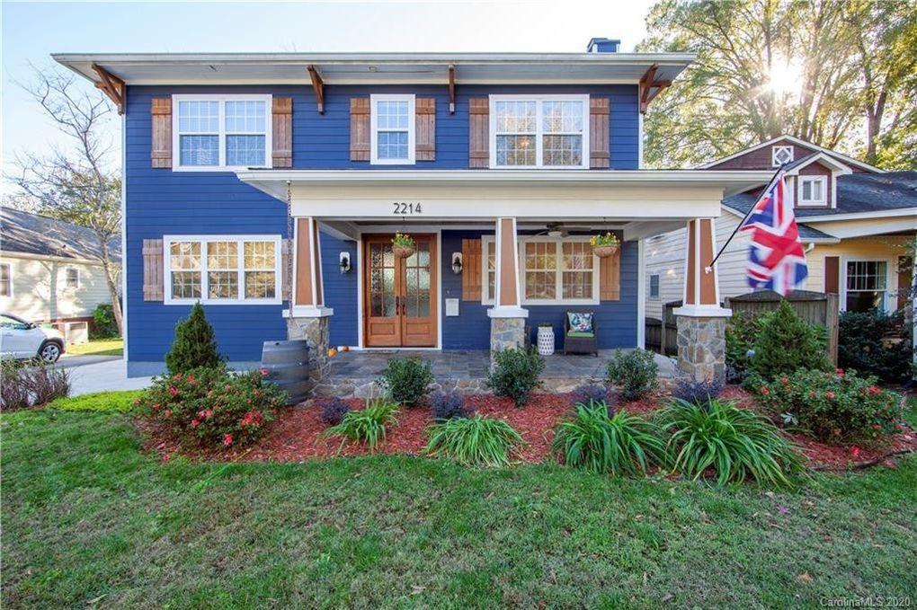 $1 million home in Charlotte, North Carolina