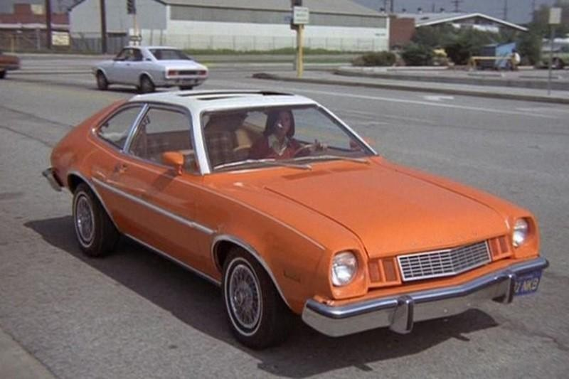 13.1977 Pinto Runabout