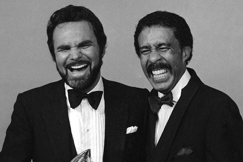 Richard Pryor and Burt Reynolds