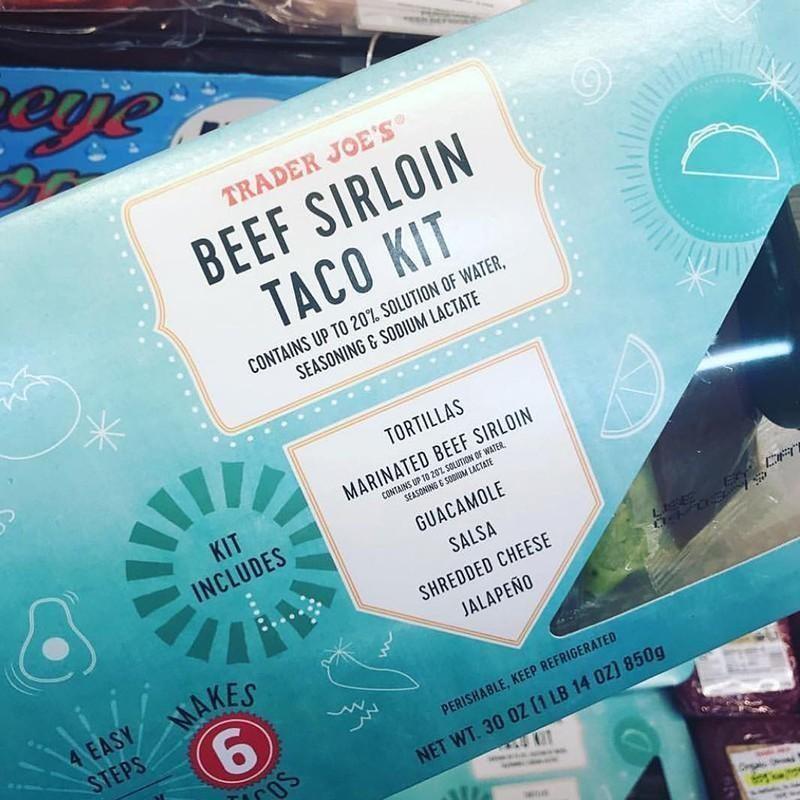 Beef Sirloin Taco Kit