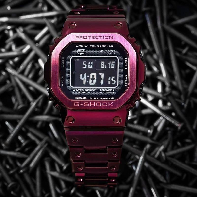Casio G-Shock GMW-B5000RD