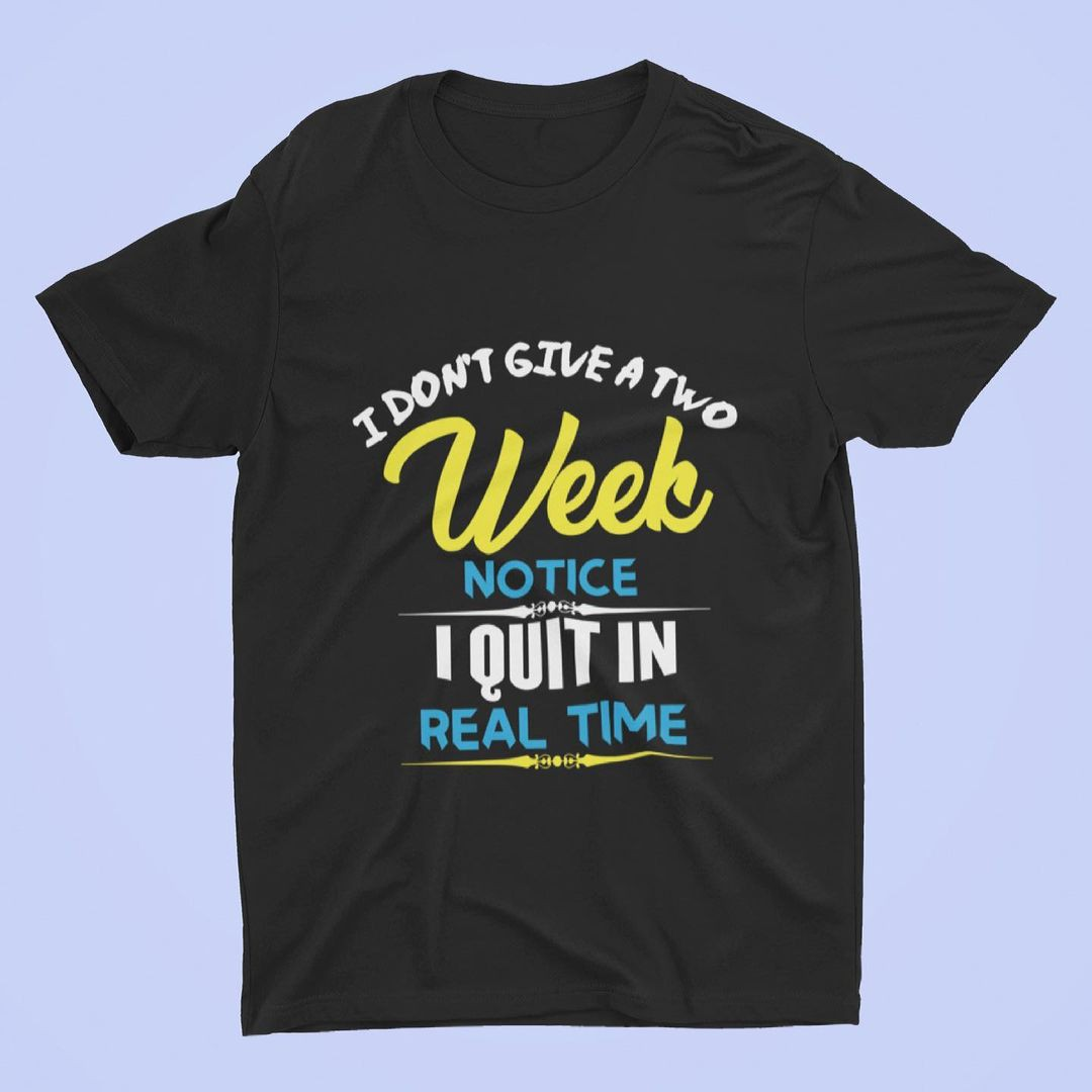 Funny Shirts About Work