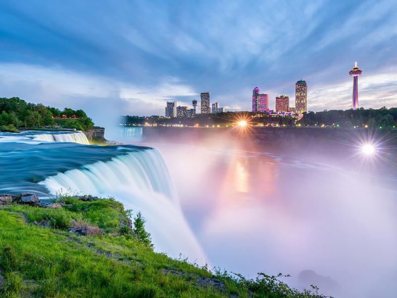 Most Visited Countries, Niagara Falls