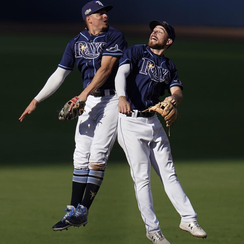 ALCS Astros Rays Baseball