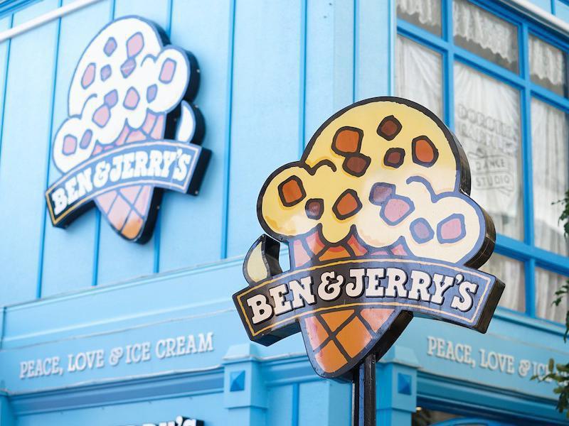 Ben & Jerry's Factory