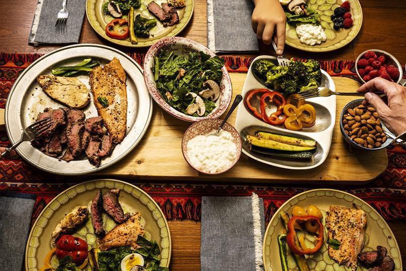 Keto plates