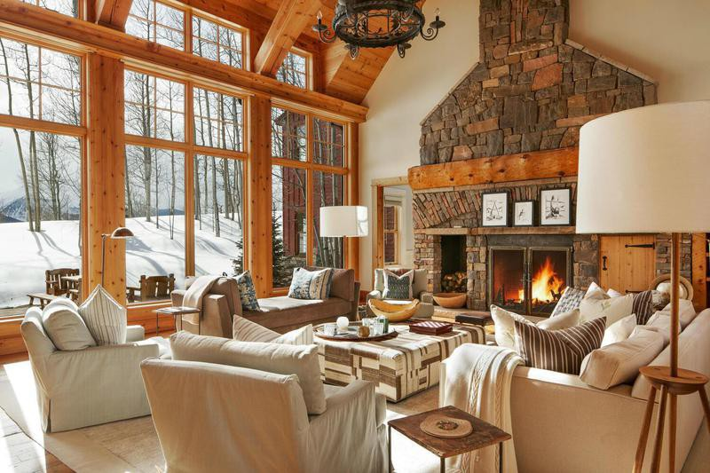 Jerry Seinfeld's house in Telluride