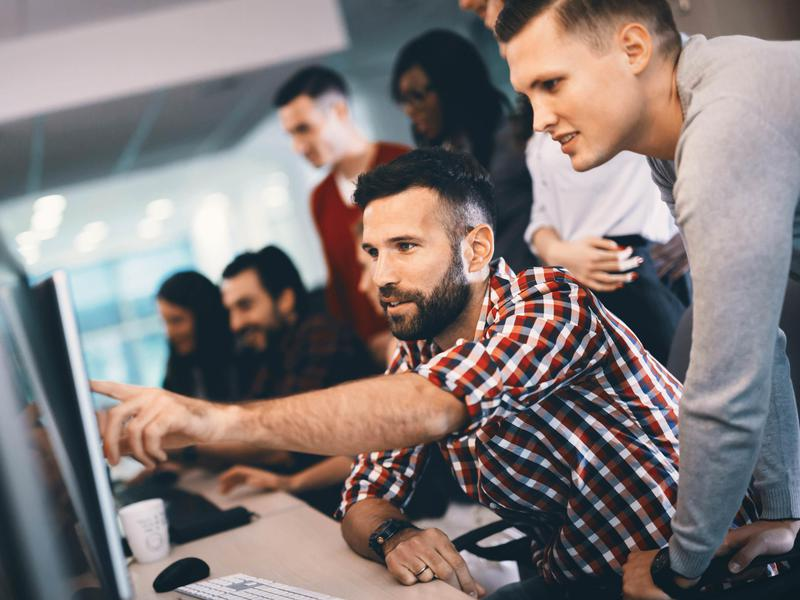 Try to help train colleagues before you leave your job