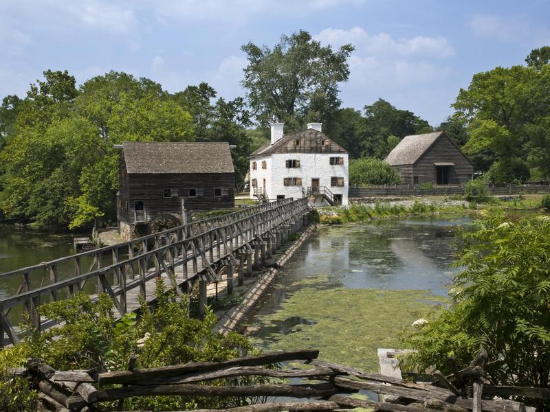 Philipsburg Manor in Sleepy Hollow