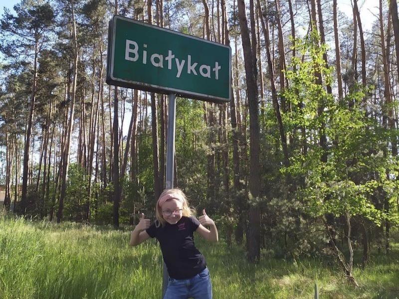 Bialykal, Poland