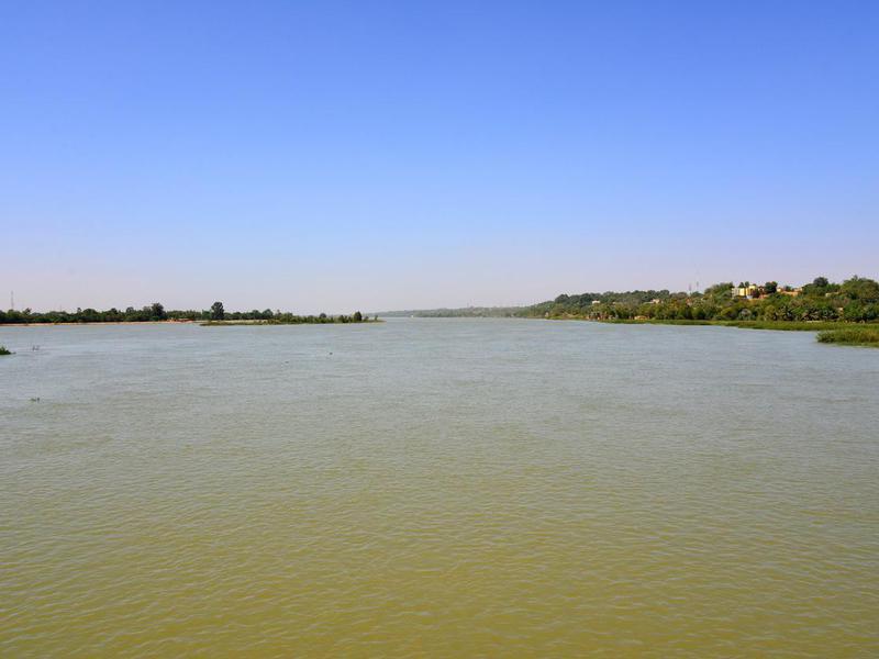 Niger River, Niamey, Niger