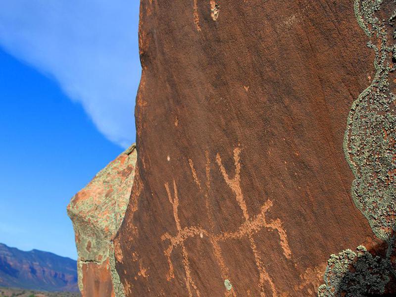 west creek petroglyphs