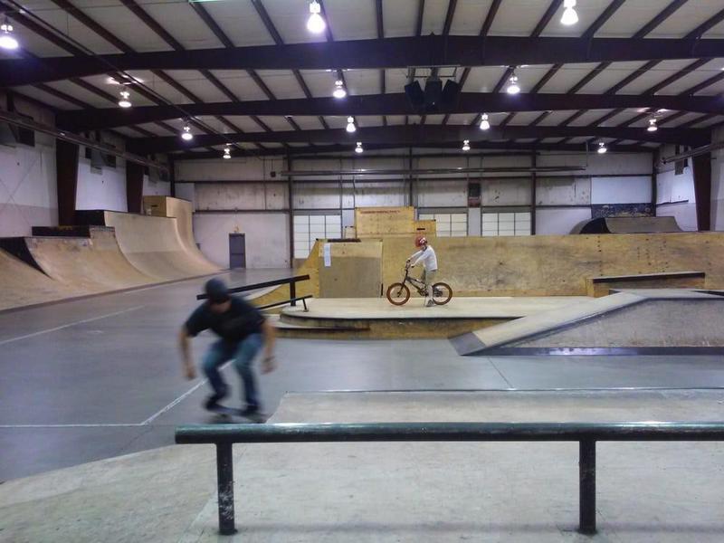 Springfield Skateparkin Springfield, Missouri