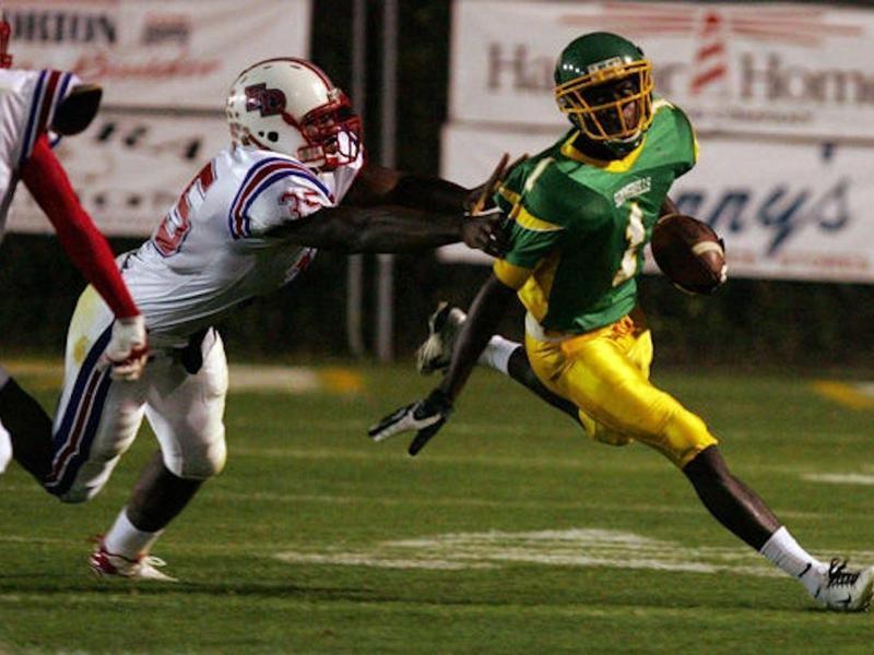 Summerville High wide receiver A.J. Green