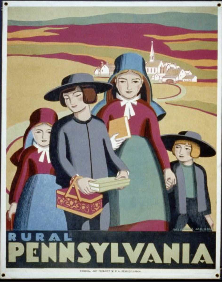 Rural Pennsylvania ad
