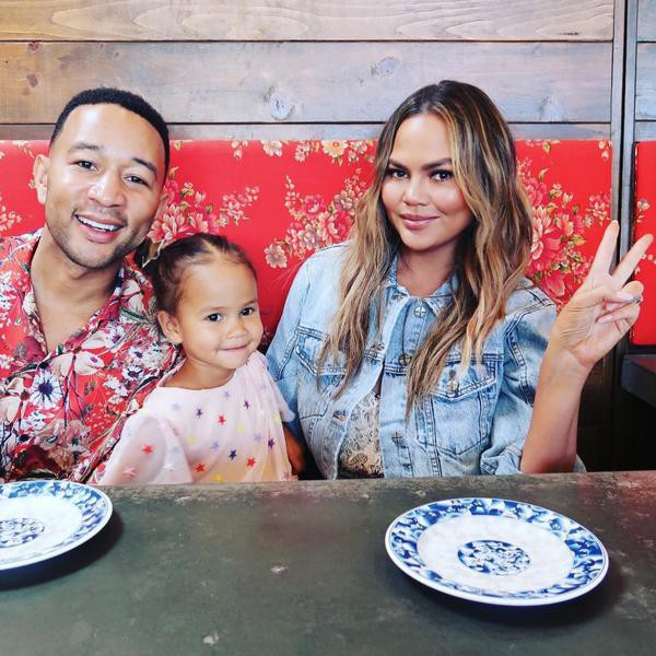 The Secret to John Legend and Chrissy Teigen's Parenting Success