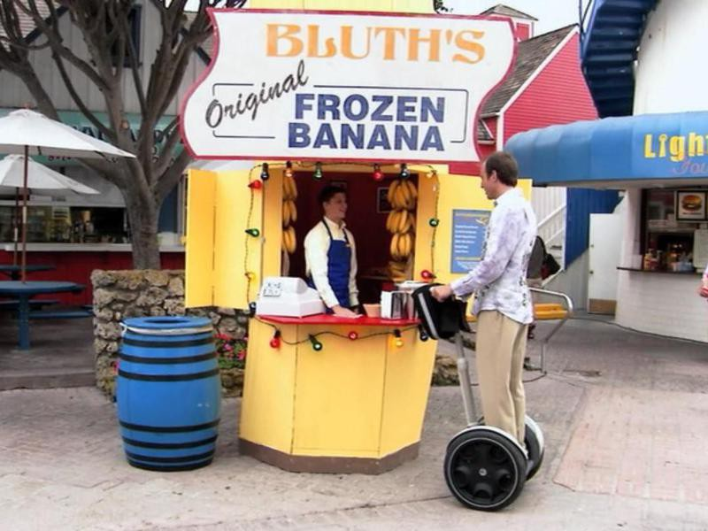 Banana Stand from Arrested Development