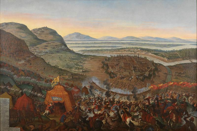 The Second Siege of Vienna