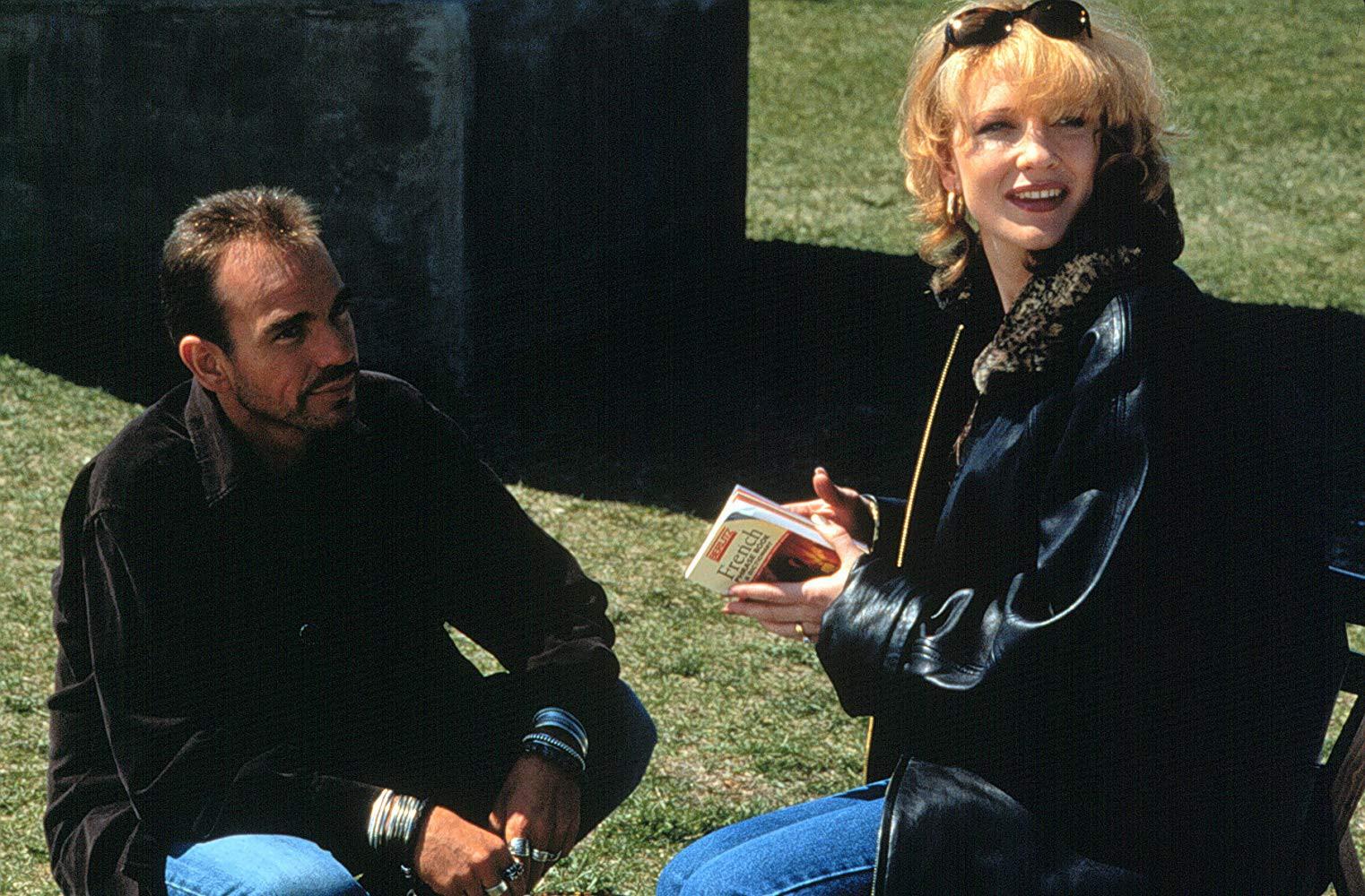 Billy Bob Thornton and Cate Blanchett