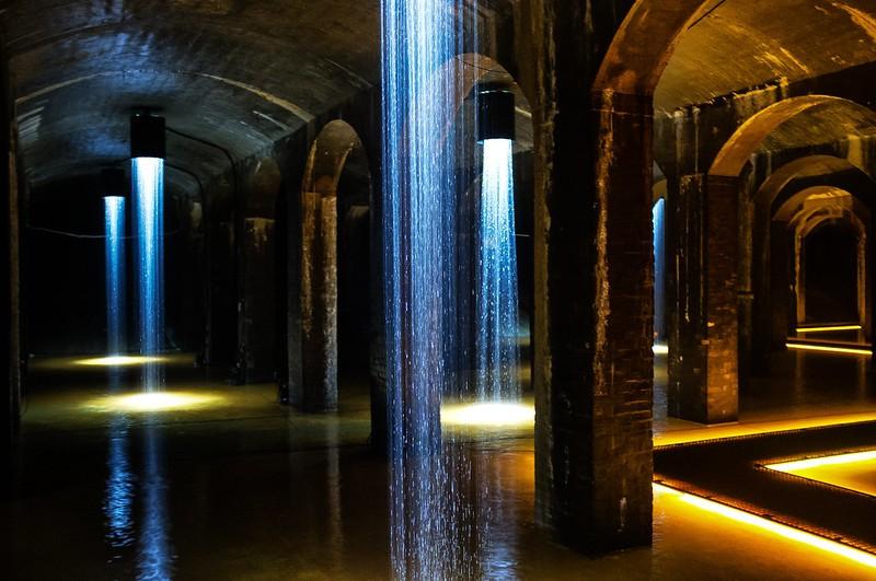 Cisterns Art Gallery