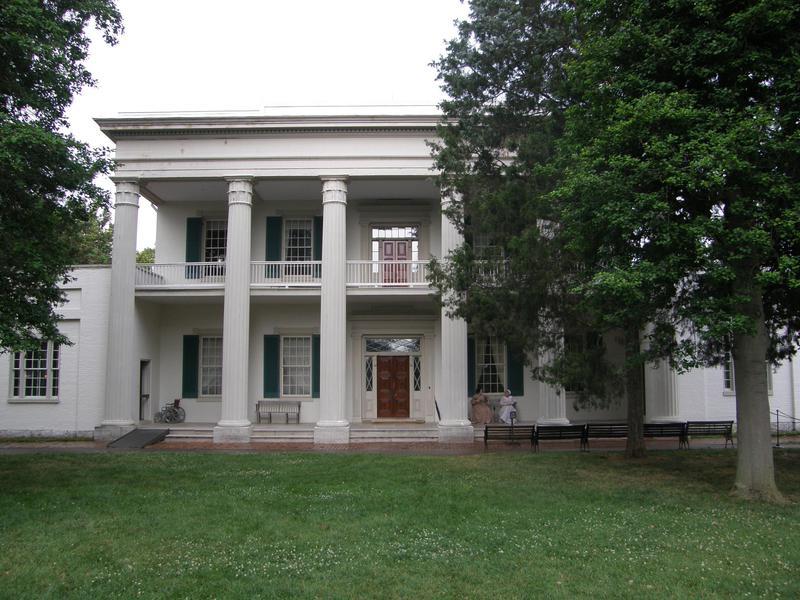 Andrew Jackson's plantation