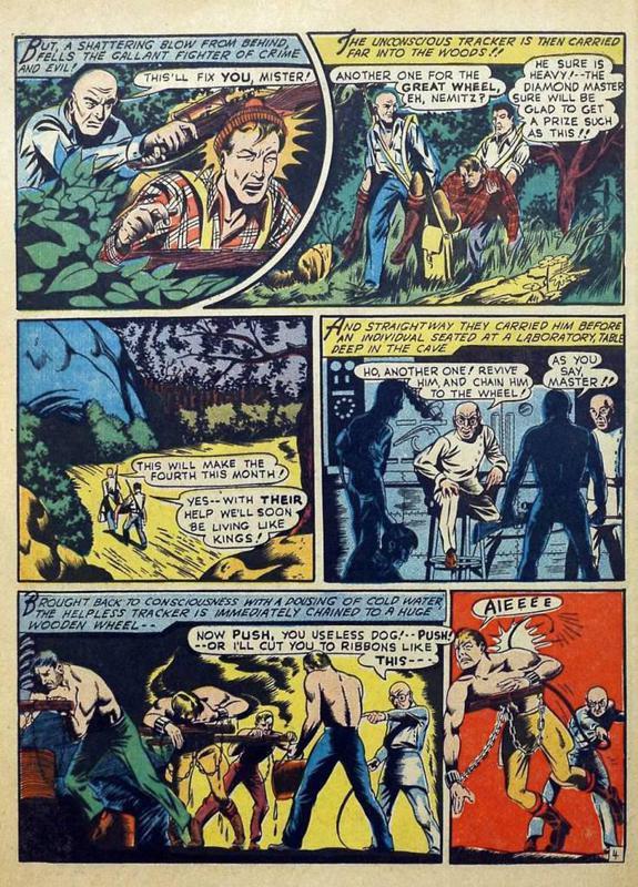 Suspense Comics No. 3
